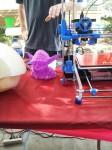 3D printed Yoda head!