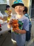 A pumpkin creation
