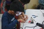 More soldering practice